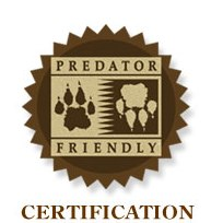 Predator Friendly Certification Logo