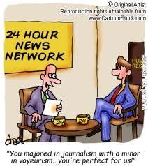 Journalist comic
