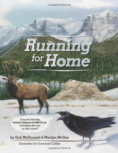 running for home