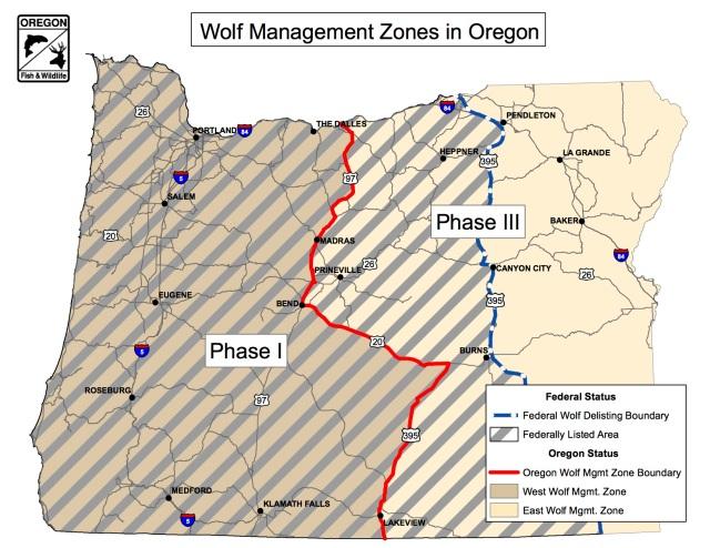 ODFW Map